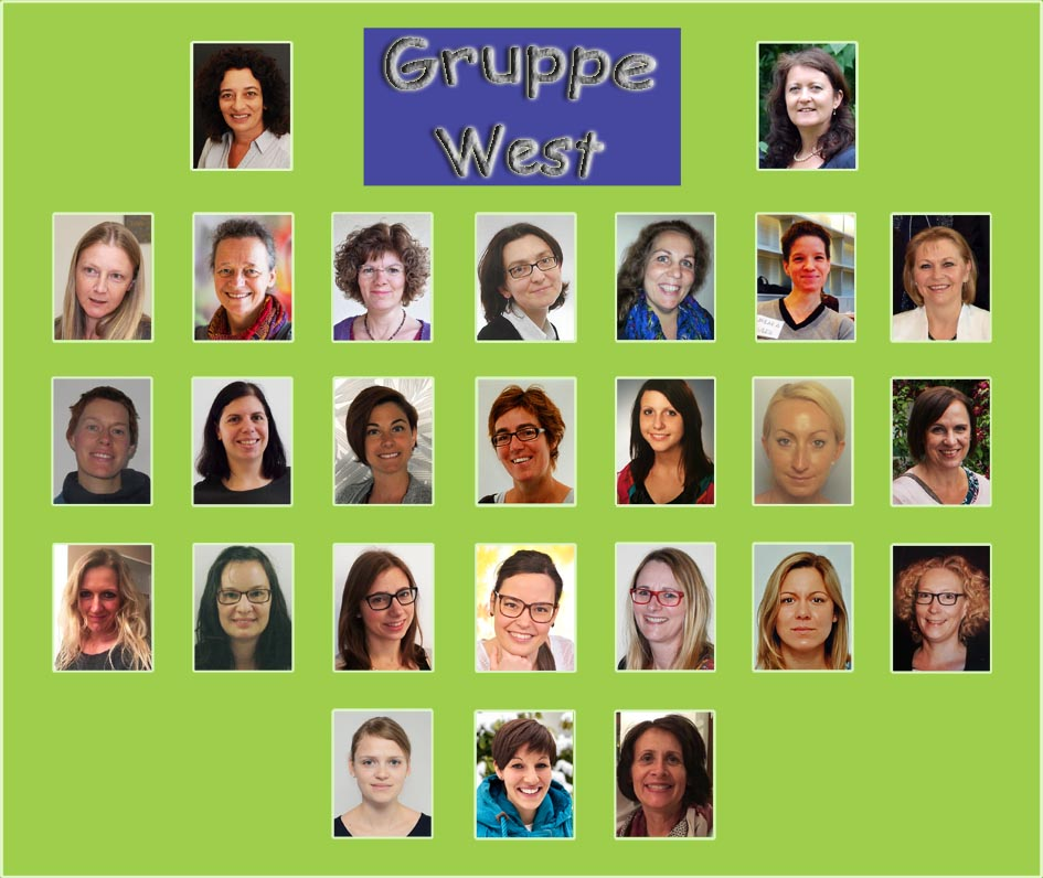 Gruppe West 2020